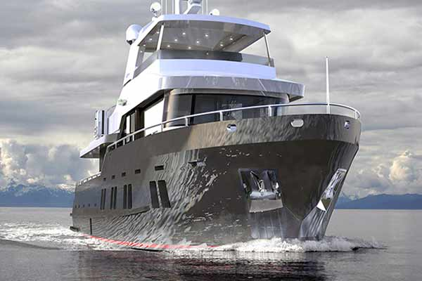 Meet Bering Yachts' Recently Unveiled Rugged 72-Foot Explorer That Can Cruise 5,000 Miles, With Mouth Watering Furnishings (PHOTOS)