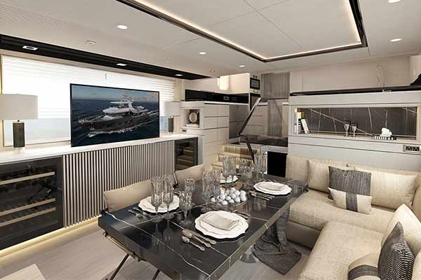 Bering Yachts Reveals Luxury 72-Foot Explorer That Can Cruise 5,000 Miles - autojosh