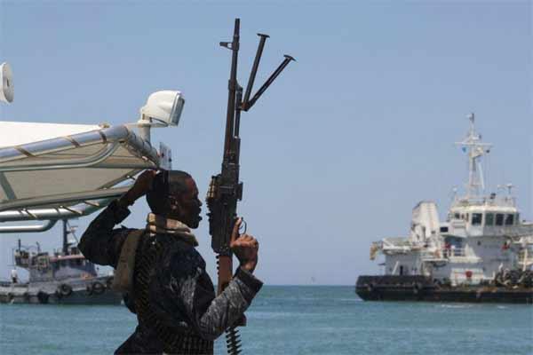 Nigeria Needs Coast Guard To End Piracy, Says Ex-NPA General Manager (PHOTOS)