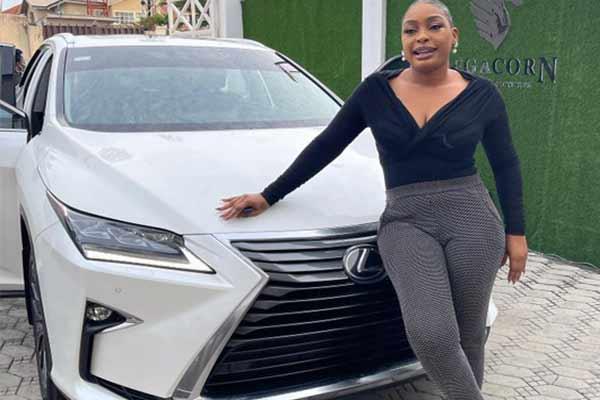 Nollywood Actress Nuella Njibigbo Acquires Lexus RX350 - autojosh