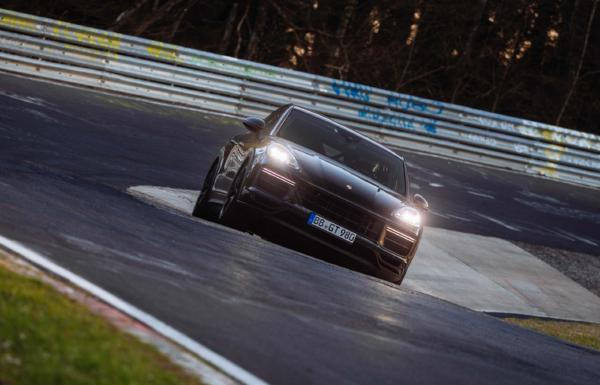 New High-Performance Variant Of Porsche Cayenne Is Now The Fastest SUV To Lap The Nürburgring - autojosh