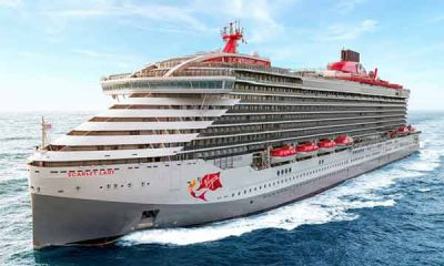 Portsmouth Welcomes Virgin Voyages' Scarlet Lady, The Largest Ship To Ever Visit Its Port - autojosh