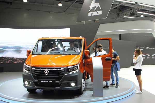 Russia Based Vehicle Maker GAZ, Sets Up Branch, Commences Mass Production In Turkey (PHOTOS)