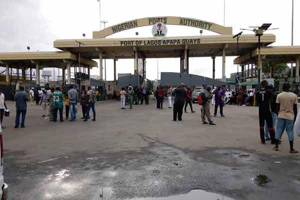 Security Operatives And Sudden Disappearances Of Apapa Gridlock - autojosh