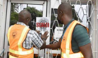 Nigeria Shippers' Council Seals Lagos-based Associated Port & Marine Dev. Company - autojosh