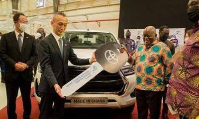 Reno Omokri Reacts As Toyota Snubs Nigeria, Opens $7m Assembly Plant In Ghana - autojosh