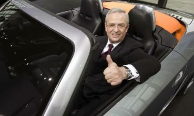 Ex-VW CEO Martin Winterkorn Pays Company ₦5.6B For His Role In Dieselgate Scandal - autojosh