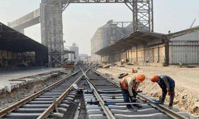 We're Still Laying Rail Tracks To Apapa Port — Contractor - autojosh