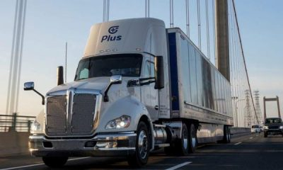 Amazon Buys 1,000 Autonomous Truck-driving Systems From Plus As It Moves To Ditch Human Drivers - autojosh