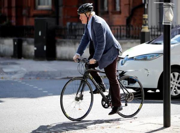 G7 Summit : US President Joe Biden Gifts UK PM Boris Johnson Custom-made Bicycle - autojosh