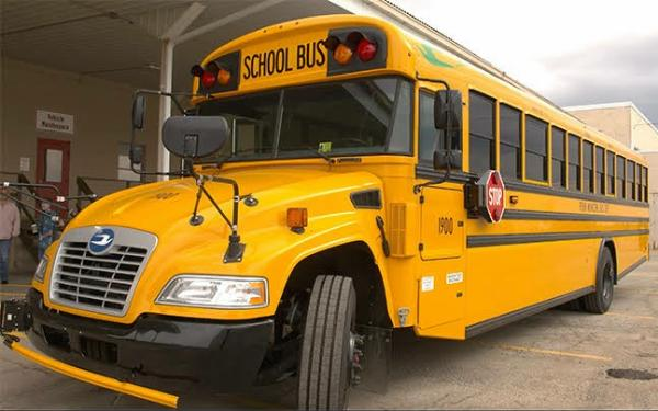 Blue Bird Celebrates The Sales Of 500 Electric School Buses Hitting The Road -autojosh