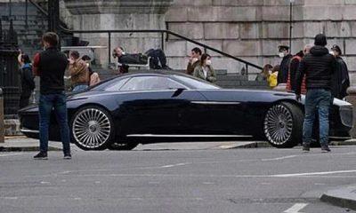 Bruce Wayne 'Batman' Will Drive 'Vision Mercedes-Maybach 6 Concept' In New Flash Movie - autojosh
