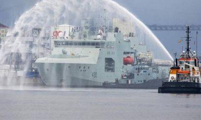 Royal Canadian Navy Commissions New Arctic Patrol Ship - autojosh