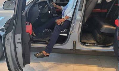 Car Dealer Urged Dino Melaye To Pay Balance For A Ride He Bought In 2019, After Flaunting His Rolls-Royce Cullinan - autojosh