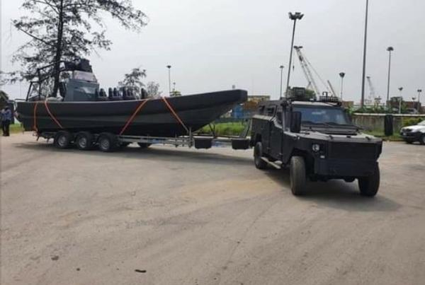 $195M Deep Blue Project : See Fighting Equipments Buhari Commissioned To Tackle Piracy - autojosh