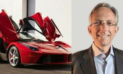 Ferrari Appoints Benedetto Vigna As New CEO - autojosh