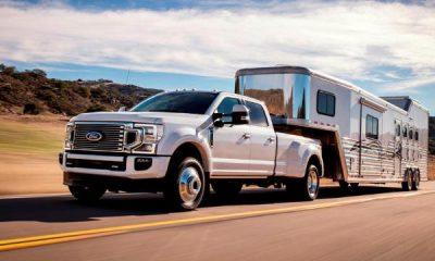 Ford Recalls 17,616 2021 F-Series Super Duty Trucks Cos Front Wheels Could Come Off - autojosh