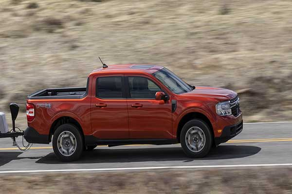Ford Adds Another Pickup In Its Lineup In New The 2022 Maverick