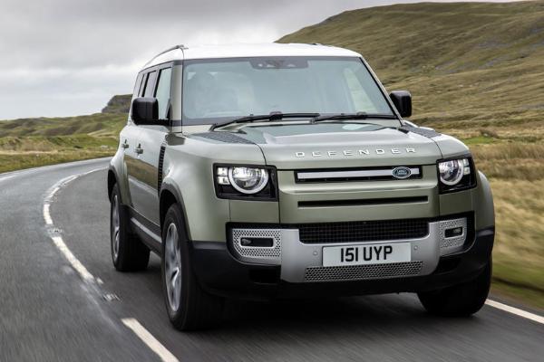 Land Rover To Start Testing Hydrogen-Powered Defender On British Roads - autojosh