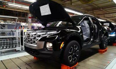 Hyundai Begins Production Of 2022 Santa Cruz Compact Pickup Truck In Alabama - autojosh