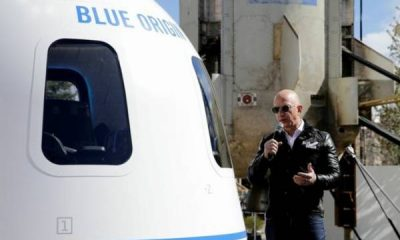 Someone Paid N11.5B For A Seat For A 10-Mins Space Trip With Billionaire Jeff Bezos - autojosh