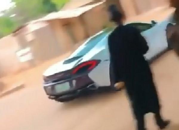 Nigerians Shocked After A ₦120 Million McLaren 570s Was Spotted In Kebbi State - autojosh