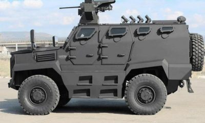 Kenya Orders 118 High-performance Armored Personnel Carriers (APCs) From Turkey - autojosh