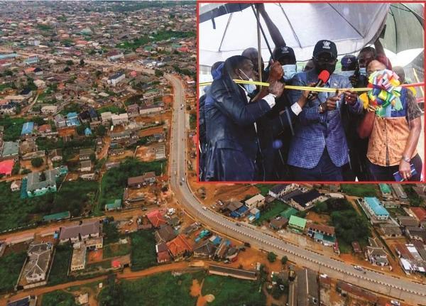 Lagos State Governor Sanwo-Olu Commissions 6Km Dualised Ijede Road In Ikorodu - autojosh