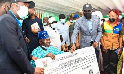 6km Ijede Road: Ace Comedian Baba Suwe, 454 Other Property Owners Get ₦2.2b Compensation - autojosh