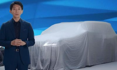 Did Lexus Just Tease The LX 570 SUV Successor, The Flagship 2022 'Lexus LX 600'? - autojosh