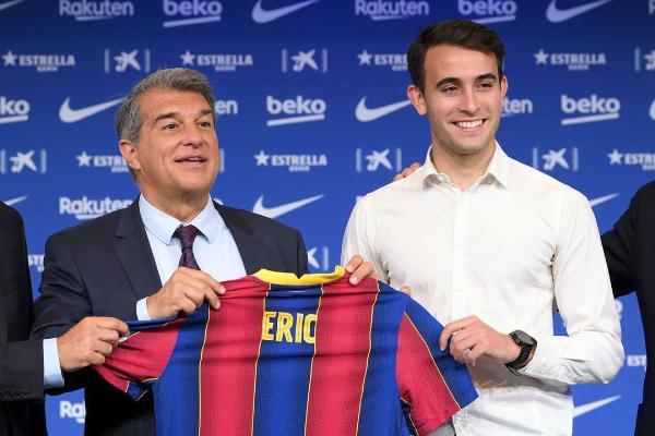 Man City Star Eric Garcia Rejoins Barcelona, Flaunts His Official Car, Cupra Formentor SUV - autojosh