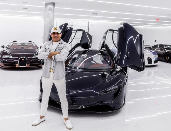 Homeless Man-turned Estate Investor Manny Khoshbin Inspires Fans With His One-off Car Collection - autojosh