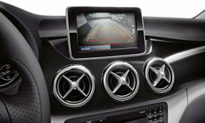 Mercedes-Benz Recalls 342,000 2019-2021 SUVs And Cars For Backup Camera Failure - autojosh