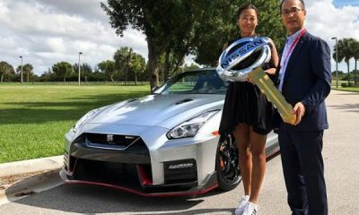 Nissan Supports Naomi Osaka After Tennis Star Dropped Out Of French Open For Mental-Health Reasons - autojosh
