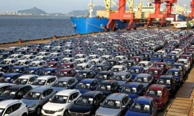 Nigeria Imported N824bn Worth Of Used Cars From Second Quarter Of 2020 To First Quarter Of 2021 - autojosh
