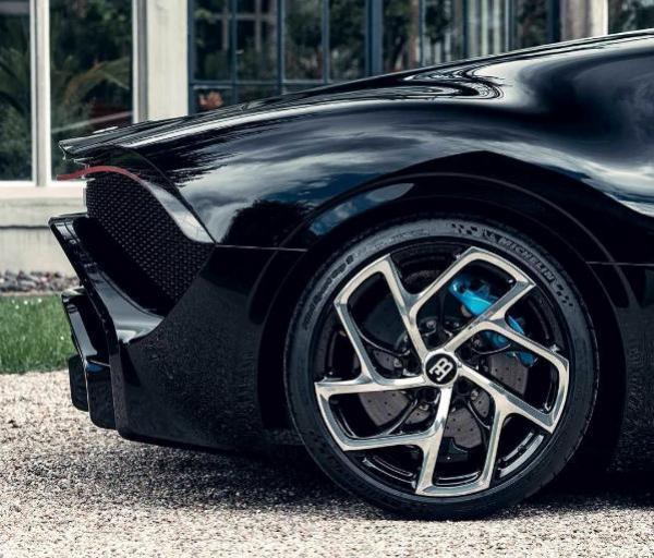 $18m One-off Bugatti La Voiture Noire Hypercar Finally Ready For Delivery - autojosh