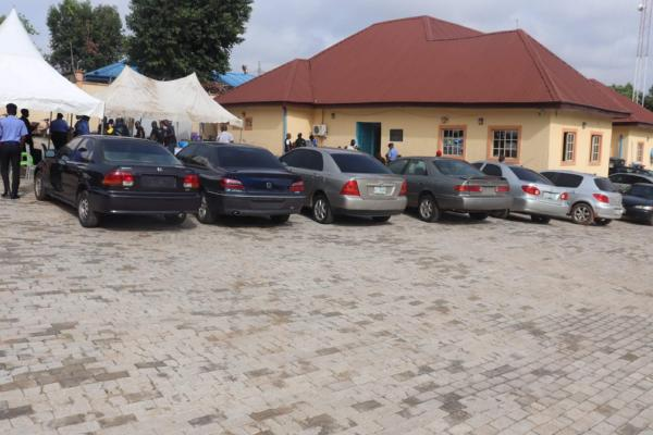 Police Arrest Kidnappers, Armed Robbers, Yahoo Boys, Car Snatchers, Recovers 6 Vehicles, Rifles - autojosh