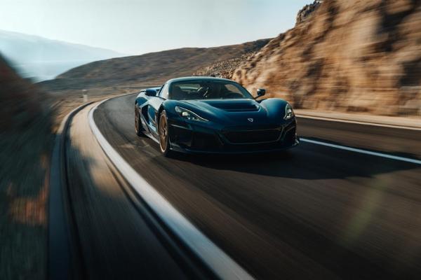 Rimac Unveils 1,914-hp Nevera Hypercar, Cost $2.4m, Will Go 0-60mph In 1.85s - autojosh