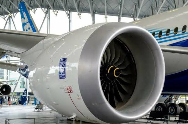 Rolls-Royce Begins Production Of World's Largest Aero-engine, Its Gearbox Can Run 500 Family Cars - autojosh