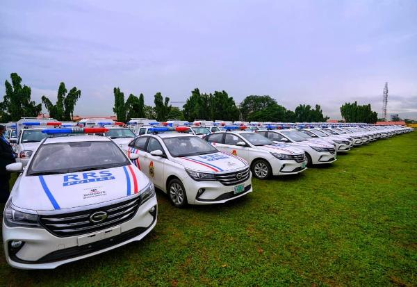 Sanwo-Olu Donates Over 180 Vehicles, 6 Troop Carriers, Other Equipment To Police ToFortify Lagos - autojosh
