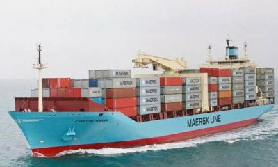 Largest Shipping Lines, including Maersk, CMA CGM, Post Record Profit Jump In Q1 2021 - autojosh