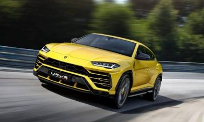 Man Jumps On Scooter To Chase Teen Who Stole His 179-mph $200k Lamborghini Urus - autojosh