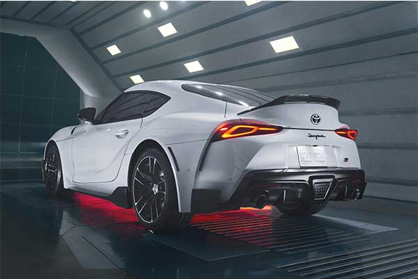 Toyota Launches GR Supra A91-CF Edition That Brings Carbon Fibre To The Menu