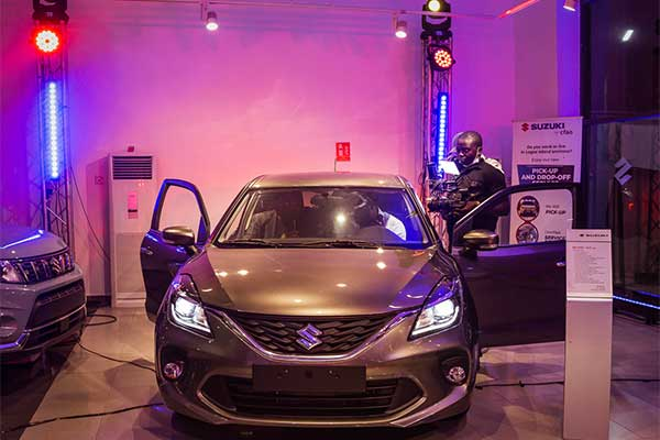 Suzuki By CFAO Launches Micro SUV, Unveils New SLDA Technology, In 'Suzuki Is Back' Event