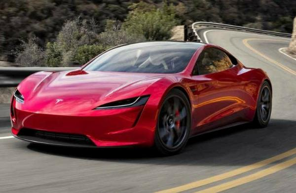 Elon Musk Confirms The New Tesla Roadster With SpaceX Package Will Go 0 To 60 In 1.1 Seconds - autojosh