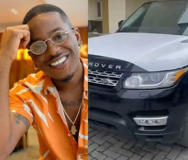 Actor Timini Egbuson Gift Himself A Range Rover SUV To Celebrate 34th Birthday - autojosh
