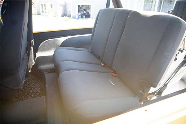 Check Out This Custom 2006 Jeep Wrangler TJ Limousine With 3rd Row Seating