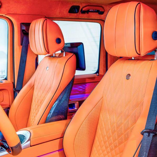 One-off Hofele 2021 HG 63 Is Yet Another Ultra-luxury Mercedes-AMG G63 - autojosh