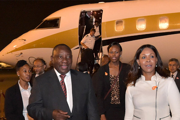COVID 19 Lockdown: South African President Permits Just Two Airports To Carry Out Traveling - autojosh