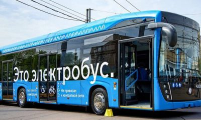 Moscow Switches From Diesel Buses To Electric, Now Has 600, The Biggest In European City - autojosh